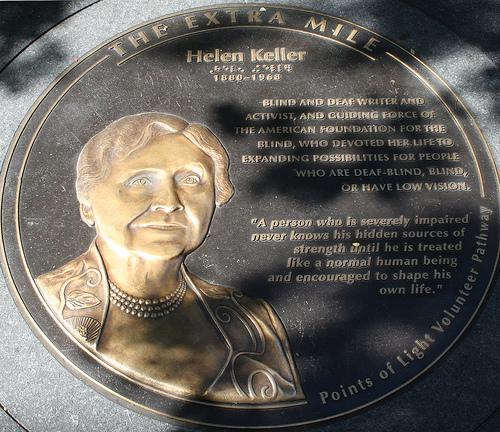 27 June 1880- Birth of Helen Keller photo