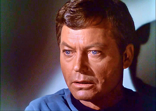 DeForest Kelley photo