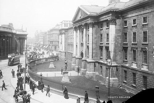 Trinity College Dublin photo