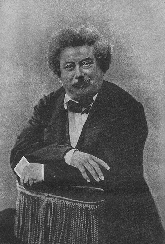 Alexandre Dumas photo