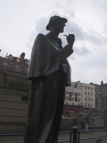 Sir Arthur Conan Doyle photo