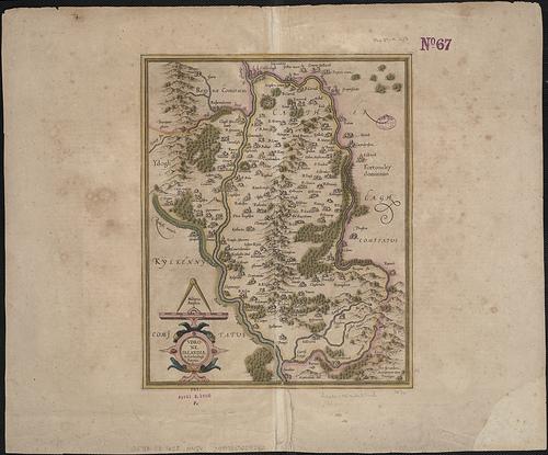 carlow map photo
