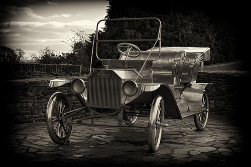 Henry Ford Ballinscarthy photo