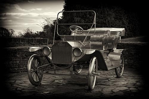 Henry Ford Ballinscarthy photo