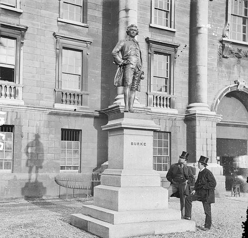 Edmund Burke photo