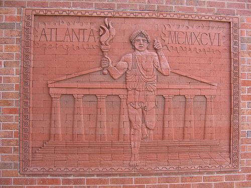 Atlanta swimmimg photo