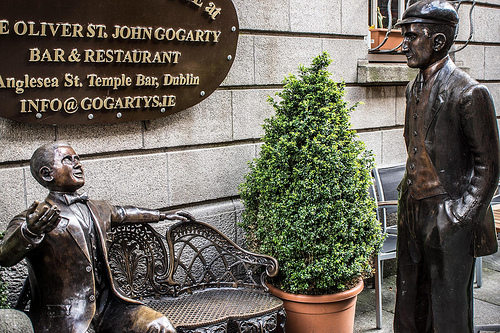 Oliver St John Gogarty photo