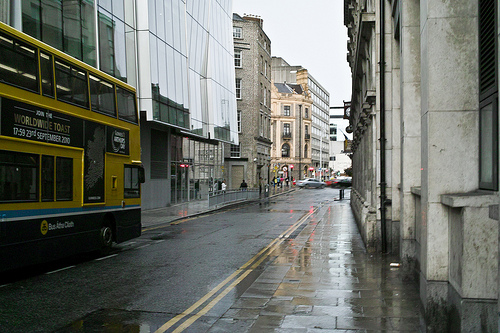 Fleet Street Dublin photo
