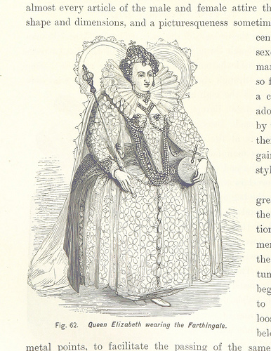 Queen Elizabeth 1 of England photo