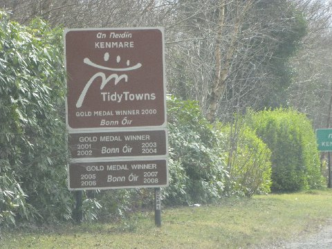 Tidy Town Ireland photo