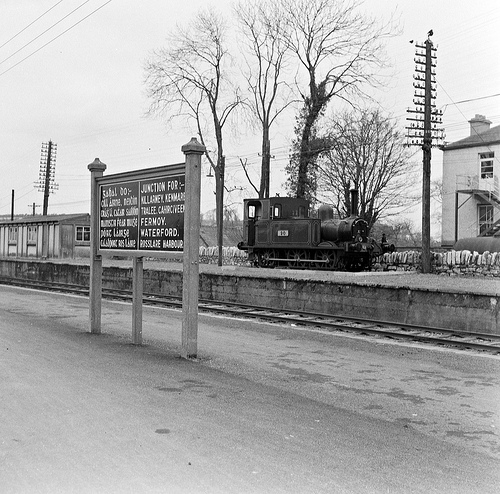 Waterford railway station photo