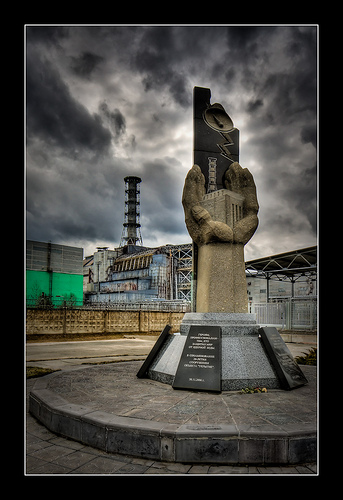 Chernobyl Disaster photo