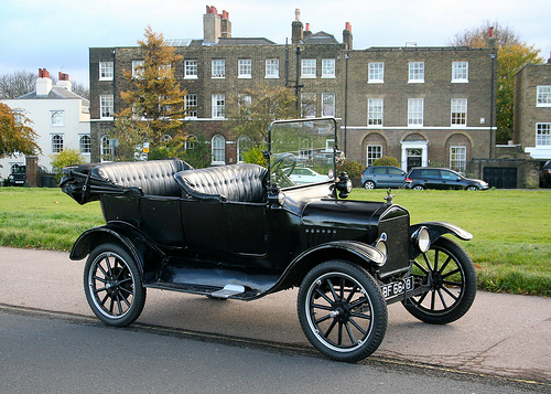 Ford Model T photo