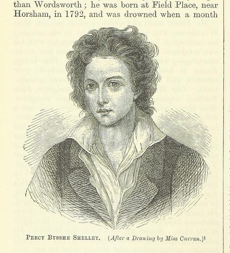 Percy Bysshe Shelley photo