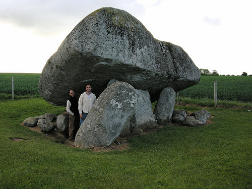 Carlow Dolmen photo