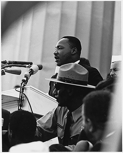 Martin Luther King photo