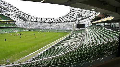 Aviva Stadium photo
