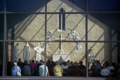 Knock Shrine photo
