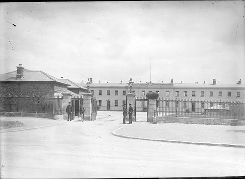 Carlow Garda Station photo