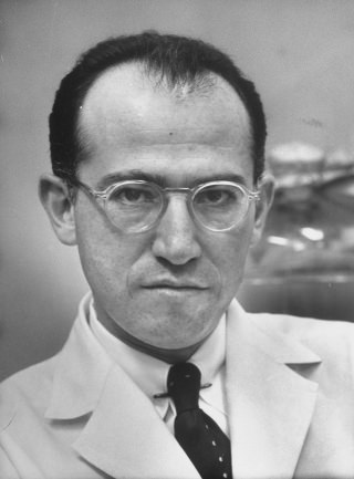Dr Jonas Salk photo