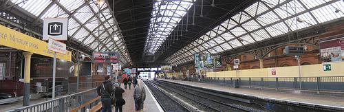 Dun Laoighre Railway Station photo