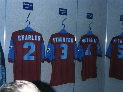 Villa Park Dressing room photo