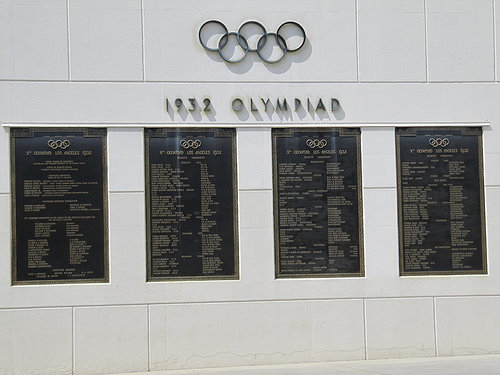 Olympics 1932 photo