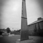 Fitzmaurice Monument, Portlaoise. Photo: Joe rattigan