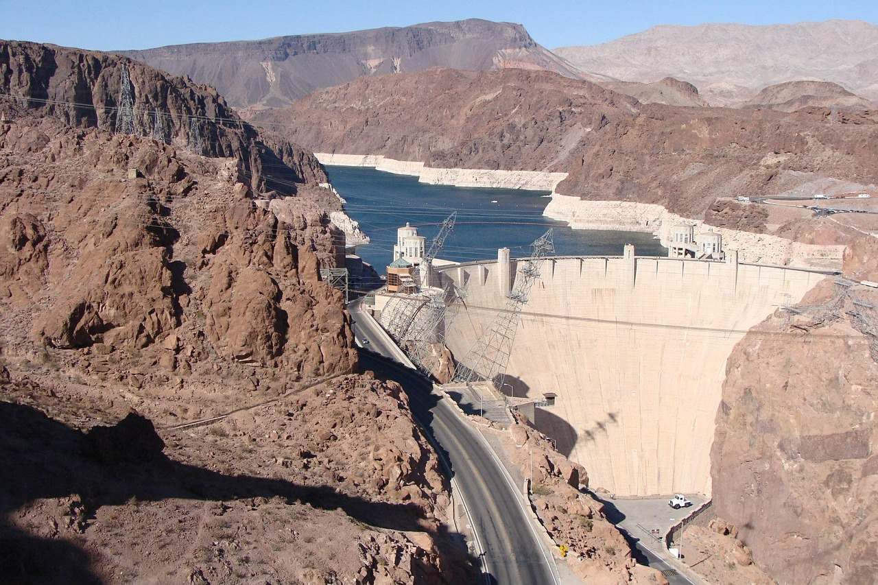 Hoover Dam photo